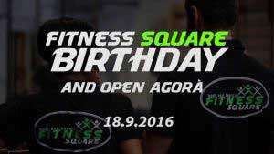 Fitness Square Presentation